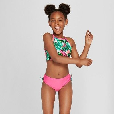 05bb00dafe9ca Tween Girls' Bikinis & Two-Piece Bathing Suits | Justice | Easter Gifts  2018 in 2019 | Girls bathing suits, Kids bathing suits, Cute bathing suits