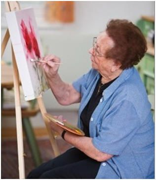 Free Beginner Acrylic Painting Lessons - Learn how to paint on canvas, board or paper, with easy, quick-drying, inexpensive acrylic paints. Put your creativity to use with the help of these free, do-it-yourself tutorials.