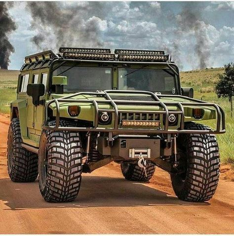 Hummer Was Initially A Brand Of Trucks And Suv's. It Was Basically A Military Vehicle Humvee. Later Civilian Version Of Hummer was Also Introduced. Hummer H1, Hummer Truck, Jeep Truck, Diesel Trucks, Custom Trucks, Cool Trucks, Pickup Trucks, Best Trucks, Custom Cars
