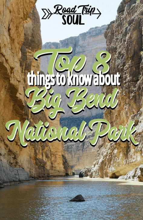 Top Eight Things to Know Before Going to Big Bend National Park - Road Trip Soul Definitely glad to know these things about Big Bend! Such a good resource for planning a trip out there Hiking In Texas, Texas Roadtrip, Texas Travel, Travel Usa, Texas National Parks, Texas Vacations, Texas Getaways, Family Vacations, Family Travel