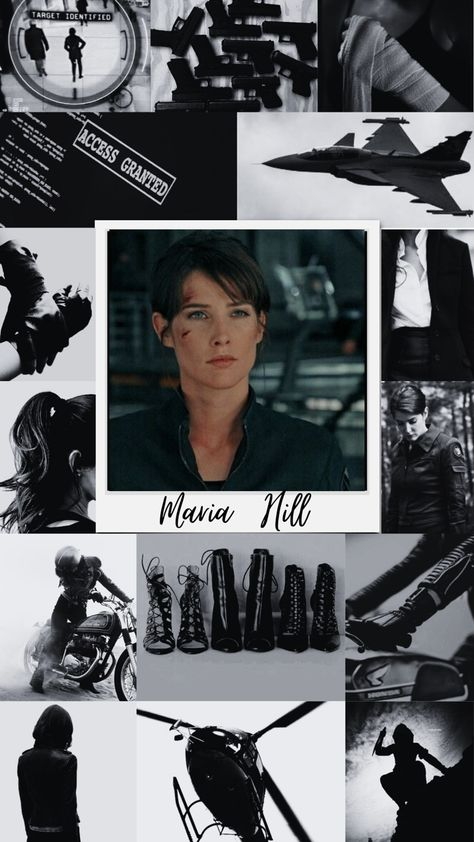 Maria  Hill 👩🏻🕵🏻♀️
