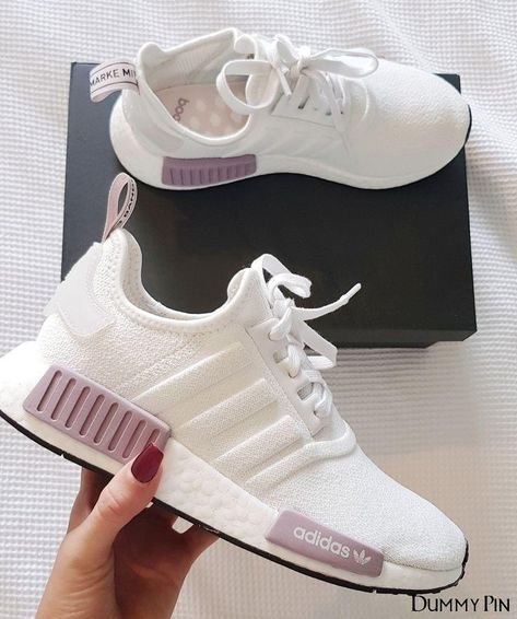 White and pure NMD r1 women s running shoes MD pur R1 Running sho #running #shoes #white #women ... or hip which is usually affected and might be strained during walking or running. Moreover the supinator strikes also strikes the ground with the la...wledgeable in what we are doing. Like in choosing the best running shoes for women we should know what exactly is needed. When we shop in the interne #society19.com/cute-skirt-trends-this-winter/ #shoes-for-women-running #fashions Pink Adidas Shoes, Adidas Running Shoes, Running Trainers, Nike Running, Running Sports, Cute Running Shoes, Cool Adidas Shoes, Adidas Sneakers, Pink Sneakers