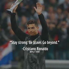 Being X Smart Cristiano Ronaldo Inspirational Quotes With Image Dream Success Fa Ronaldo Quotes Cristiano Ronaldo Quotes Inspirational Quotes With Images