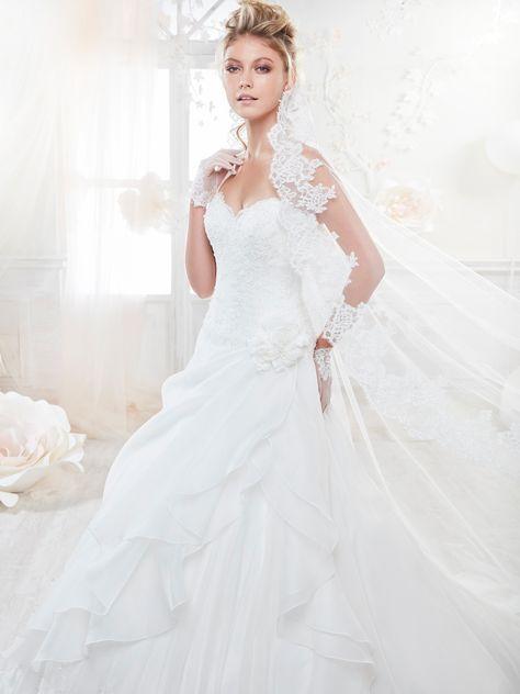 Abiti Da Sposa Colet.Abito Da Sposa Colet Coab18258 2018 Abiti Da Sposa Sposa E Spose