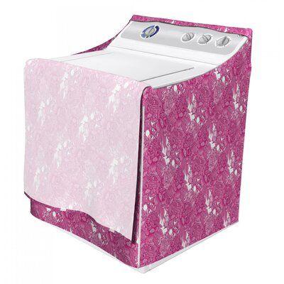 East Urban Home Feminine Washing Machine Cover   Washing machine cover,  Large appliances, East urban home