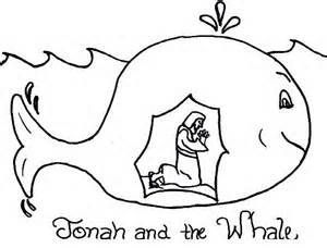 Image Result For Jonah And The Whale Clothespin Craft Whale Coloring Pages Jonah And The Whale Bible Coloring Pages