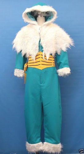 new!Captain Cold Cosplay Costume Size  /&