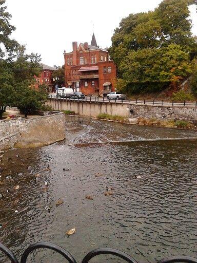Tallyrand Park Bellefonte PA