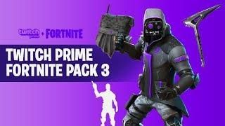 Top 10 Punto Medio Noticias | Fortnite Twitch Prime Skin Pack 3