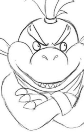 Why He S So Evil Bowser Jr X Reader And Slow Updates First