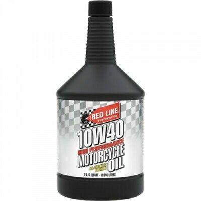 Advertisement Ebay Red Line 4 Stroke Motor Oil 10w 40 1 Quart