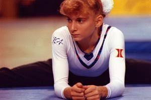 Shannon Miller.  #gymnastics