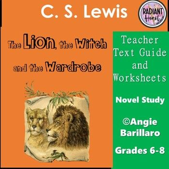 The Lion Witch And Wardrobe Lewi Guide Workbook Pdf Fillable Novel Studie Power Of Reading Essay
