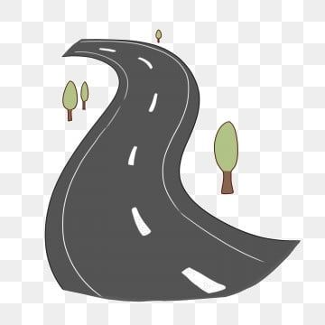 Asphalt Road Traffic Route Road Clipart Sea Land And Air Png Transparent Clipart Image And Psd File For Free Download Asphalt Road Clip Art Road Vector