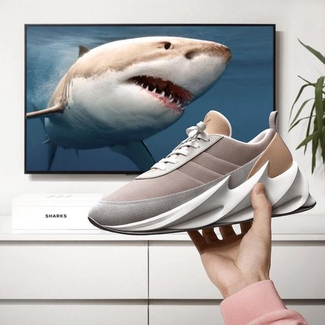 adidas shark sneaker concept by nikanor yarmin | Hype shoes