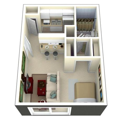 Design Interior Rumah Minimalis Type 38  52 best denah rumah minimalis images house plans house