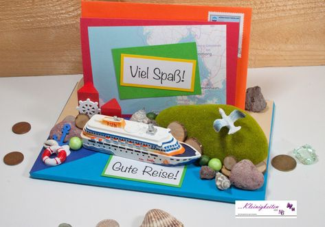 List Of Pinterest Geldgeschenk Urlaub Schiff Pictures Pinterest