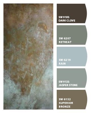 Paint Colors From Colorsnap By Sherwin Williams Faux