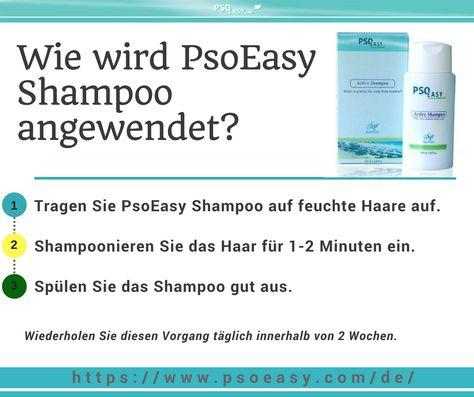 Shampoo gegen schuppenflechte