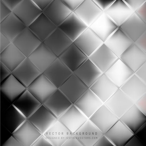 Abstract Black And Gray Square Background Design Background