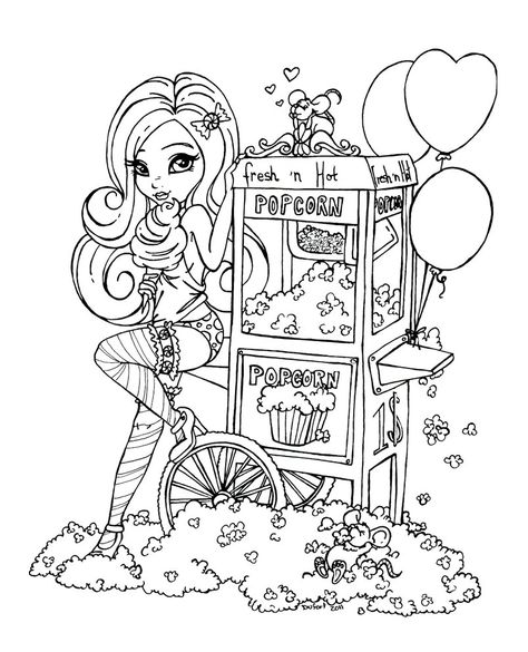 Cocoa Spa by *JadeDragonne Printable Art Coloring Pages - fresh coloring pages harry potter