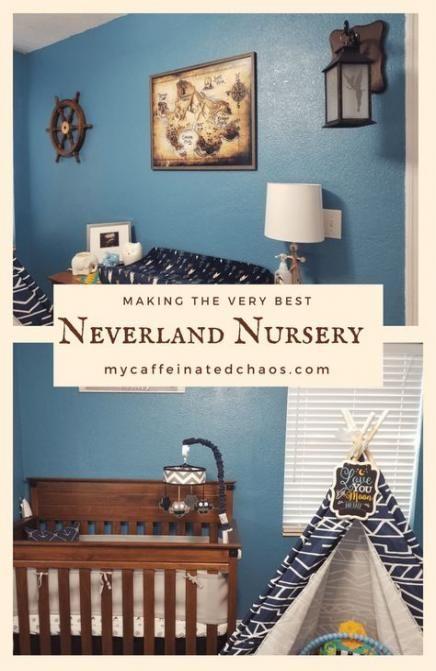 15 Ideas For Baby Boy Nursery Disney Mom Baby Neverland Nursery