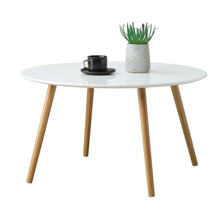 Home In 2019 White Round Coffee Table Coffee Table Walmart