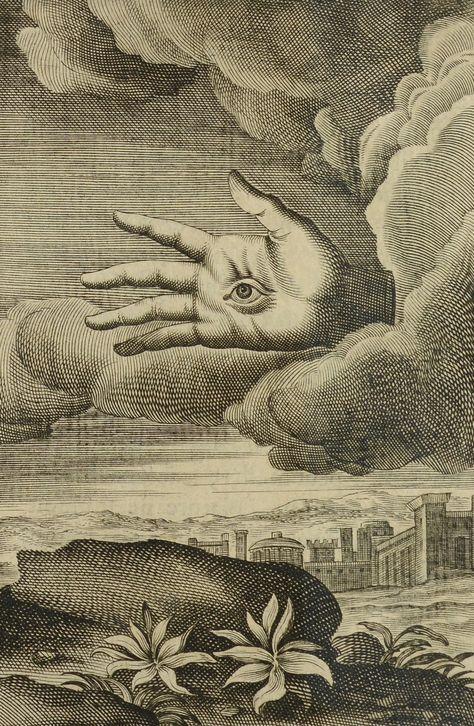 "clawmarks: ""Jean Baudoin – Recveil D'Emblemes Divers – 1638 – via University of Heidelberg "" Alchemy Art, Esoteric Art, Arte Obscura, Occult Art, Mystique, Alphonse Mucha, Medieval Art, Medieval Times, Psychedelic Art"