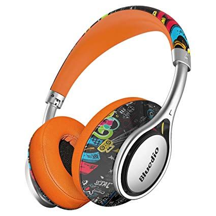 Bluedio A2 Air Lightweight Stylish Stereo Wireless Bluetooth Headphones With Mic Doodle Review Headphones Bluetooth Headphones Wireless Headphones