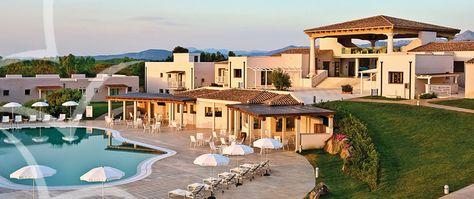 Sardinien Hotel Residence Resort Grande Baia - San Teodoro, Costa Smeralda apartments - Resort Grande Baia Siehe auch: rosaundlimone.de/2014/09/24/familienurlaub-auf-sardinien/