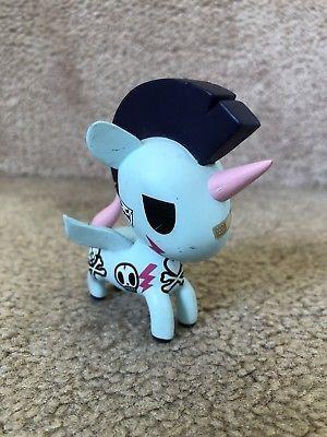 Tokidoki Unicorno Pixie Vinyl Figure blue baby blue