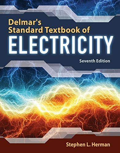 Delmar S Standard Textbook Of Electricity Hardcover January 22 2019 In 2020 Delmar Ebook Pdf Textbook