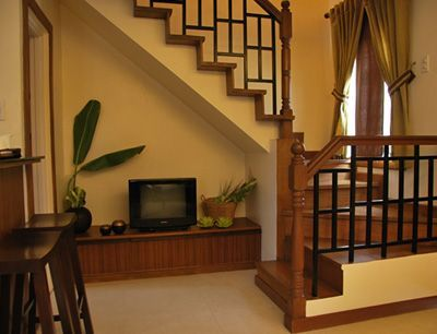 Stairways In Homes Carmela Model House Of Camella Home Series Iloilo By Camella Homes Model Homes Small House Design Modern House Plans