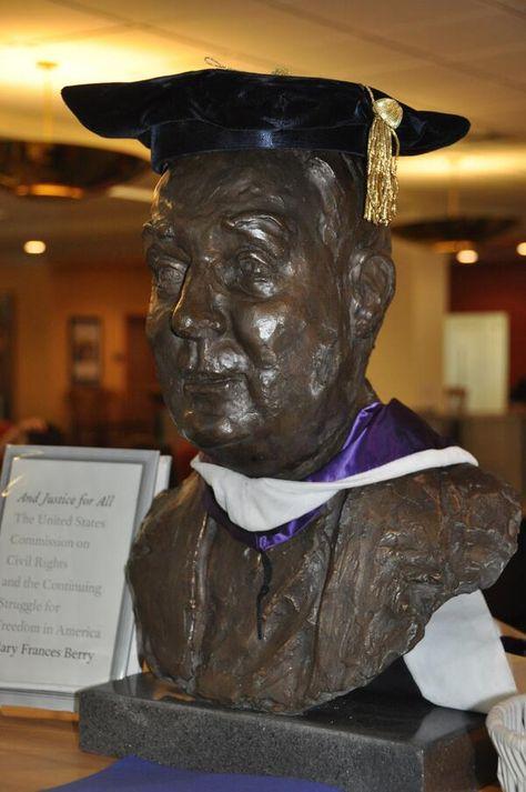 Fr. Bart getting ready for Graduation.