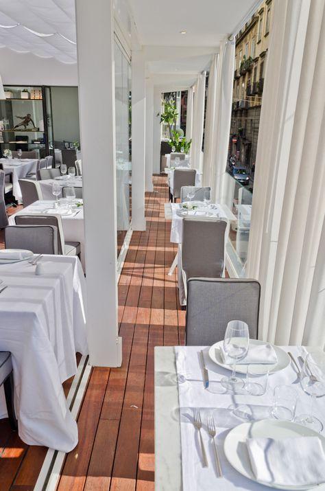 Terrazza Calabritto Ristorante Napoli Naples Restaurant