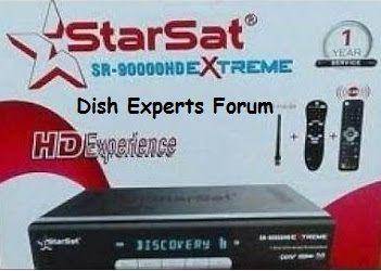 STARSAT SR-90000HD_EXTREME_V242_15102018 Software Download | Dish
