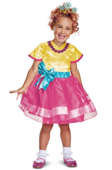 Alice In Wonderland Fancy Dress Kids Dressing Up Costume Toddler Outfit Age 3