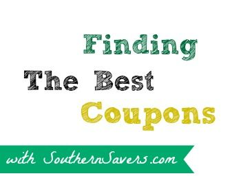 Southern Savers Live Q&A Session Tonight: Finding The Best Coupons