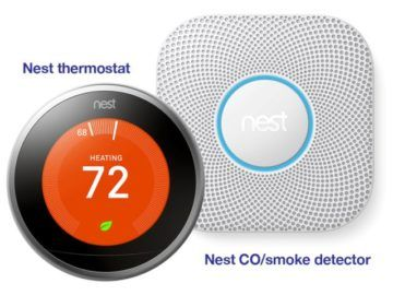 Enter To Win A Nest Thermostat Co Smoke Detector From Project Heating Cooling Heating And Cooling Nest Thermostat Smoke Detector