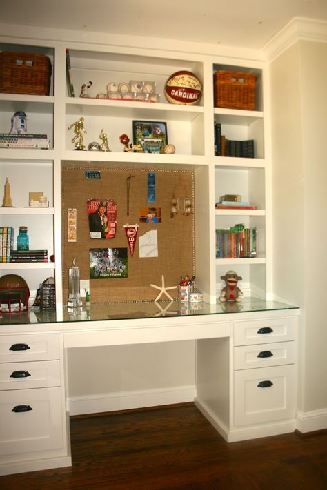 perfect built in desk and shelving for the dining room diy around rh pinterest com au