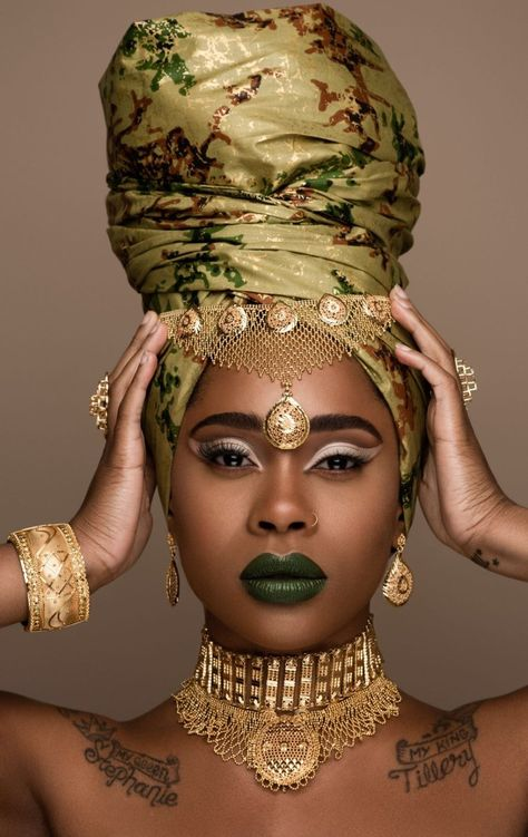 Oh My God! See Beautiful Pictures of Nigerian Dress Styles Oh My God! See Beautiful Pictures of Nigerian Dress Styles - masterchef African Beauty, African Women, African Makeup, African Girl, Black Girl Magic, Black Girls, African Head Wraps, My Black Is Beautiful, Beautiful Pictures