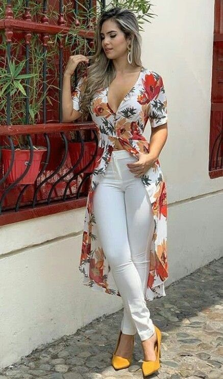 Fashion dresses - So nice colors of a outfit Inspiring Ladies