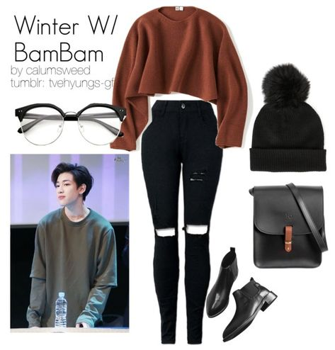 tvehyungs-gf — WINTER OUTFITS W/ GOT7 Thank you for requesting...