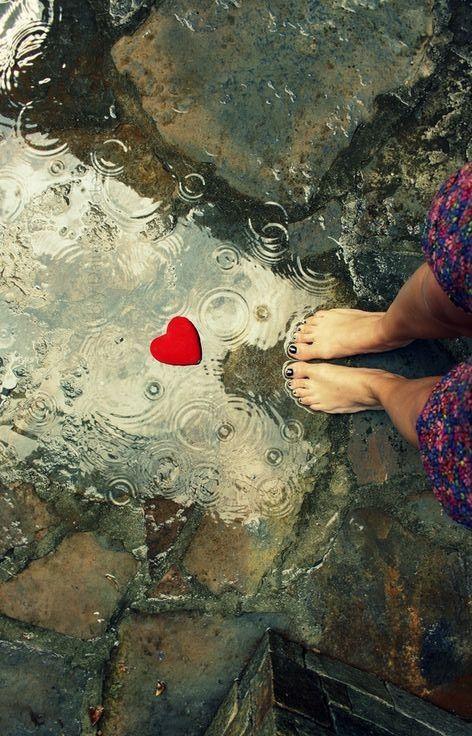 i love rainy season