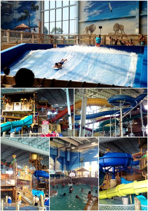 Kalahari Indoor Waterpark Took my friend here for her bachelorette party and thought it was a super fun idea!
