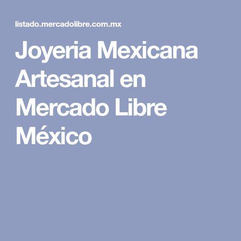 23f173445b27 Joyeria Mexicana Artesanal en Mercado Libre México
