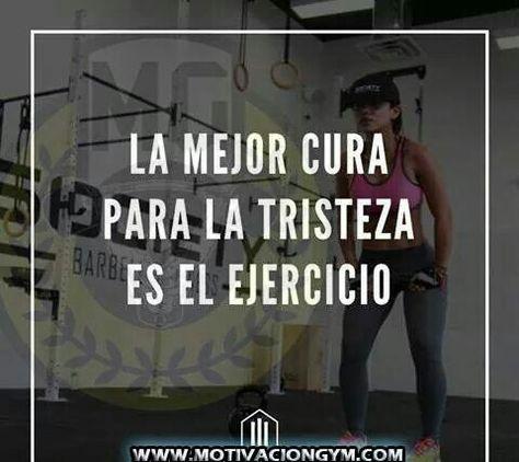 La Verdad Es Que Si Motivacion Fitness Gym Frases De