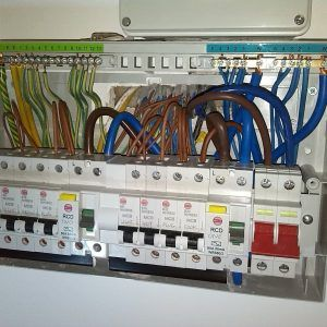 [SCHEMATICS_48ZD]  Wiring Diagram Dual Rcd Consumer Unit New Wrg 9165 Rcd Fuse Box | Home  electrical wiring, The unit, Fuse box | Wiring Diagram Garage Consumer Unit |  | Pinterest