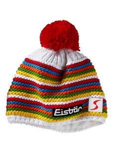 fan pom hat