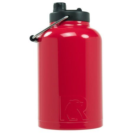Rtic Jugs Are Stainless Steel Double Wall Vacuum Insulated Keeps Your Drinks Ice Cold Longer Works Great For Hot Bever Gallon Water Bottle Bottle Hot Drink